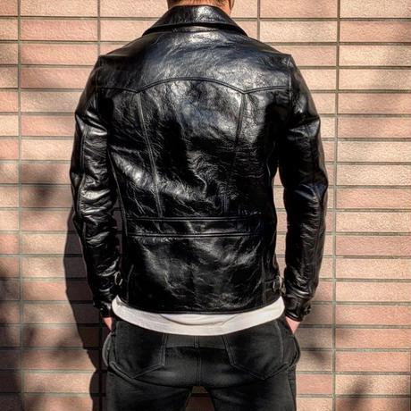 FOUNTAINHEAD LEATHER【Alpha / アルファ】【BLACK】3月下旬〜6月入荷予定!ご予約受付中!!
