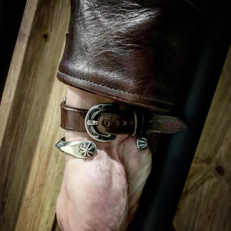 Dutch Leather Company ×  MASAYOSHI Watch belt