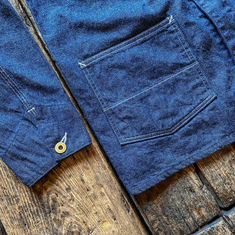 CWORKS 【Beckley /Coverall 】  (FINE CREEK )