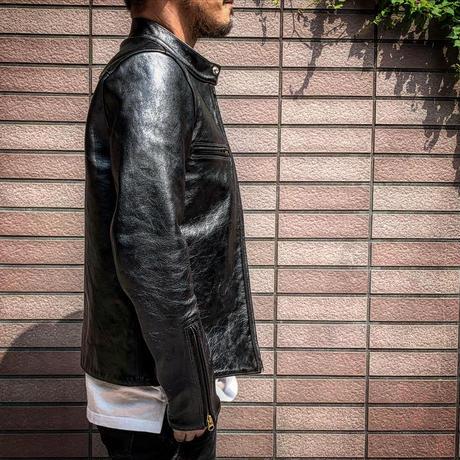 FOUNTAINHEAD LEATHER【GAMMA  / ガンマ】【BLACK】3月下旬〜6月入荷予定!ご予約受付中!!