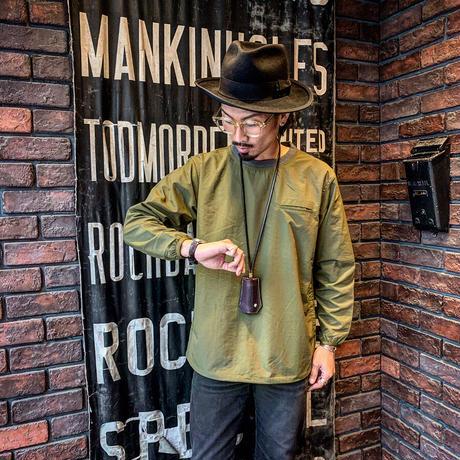 Dutch Leather Company ×  MASAYOSHI key Sacoche