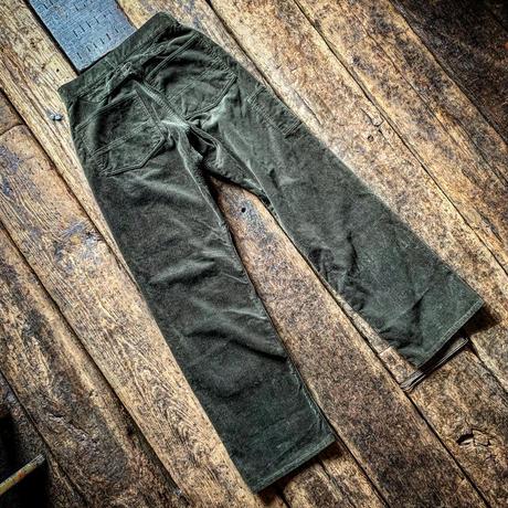 CWORKS 【Albans / Work Pants】(Corduroy)  (FINE CREEK )