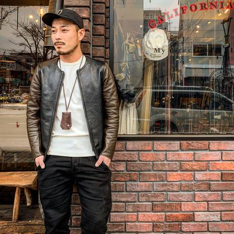 FINE CREEK &CO 【Bud / バド】(BROWN × BLACK)