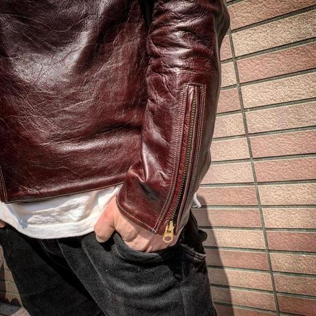 FOUNTAINHEAD LEATHER【GAMMA  / ガンマ】【BROWN】3月下旬〜6月入荷予定!ご予約受付中!!