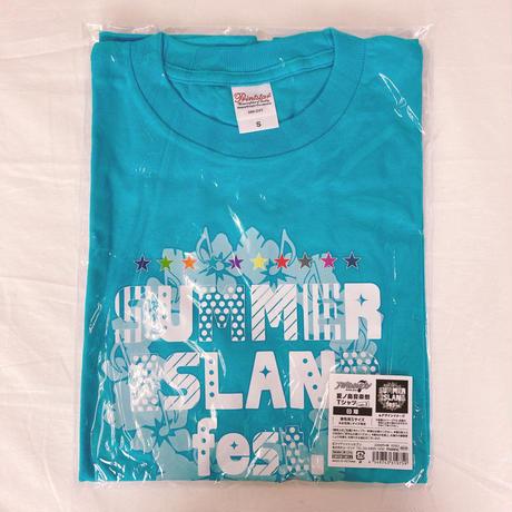 アイドリッシュセブン 夏ノ島音楽祭 Tシャツ ver.2 D:四葉環(Sサイズ)