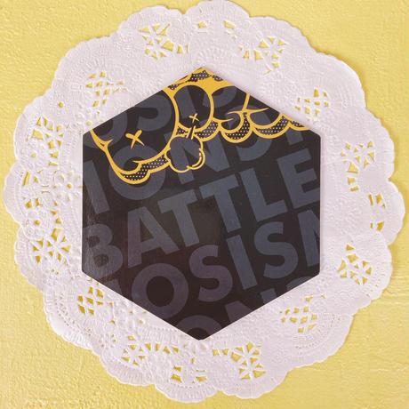 ヒプノシスマイク -Division Rap Battle- ×ビッグエコー ドリンク注文特典 コースター 飴村乱数