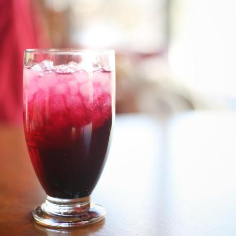 農家直送 果汁50%ブルーベリージュース(720㎖)2本箱入り