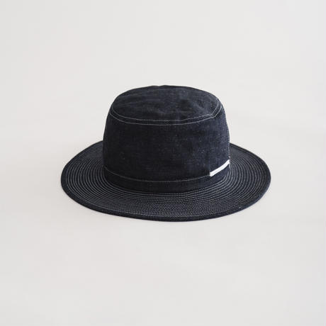 Selvage  bucket  hat