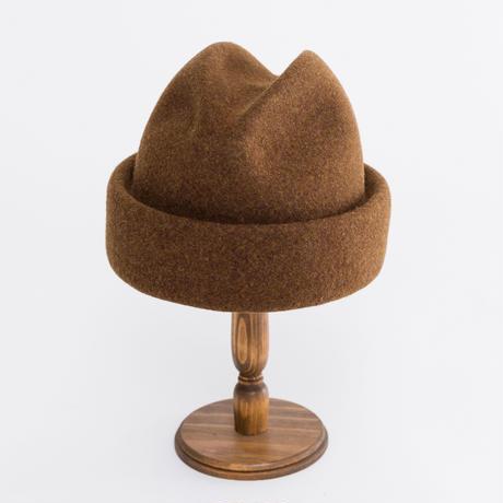 Felt roll hat