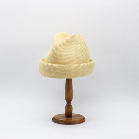 Paper roll hat