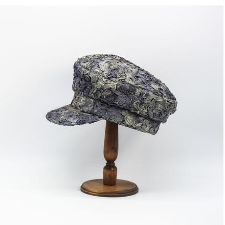 Flower marine cap