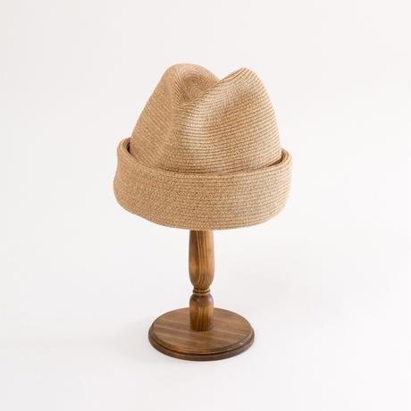 Brim roll hat