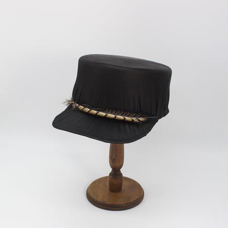 1piece leather cap