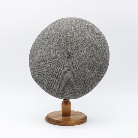 Paper braid point beret