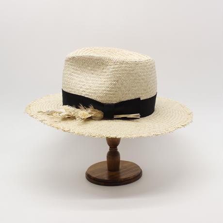 Raffia fringe hat(FLW)