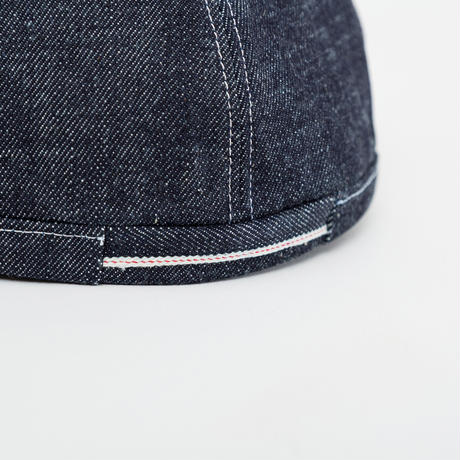Selvage ball cap