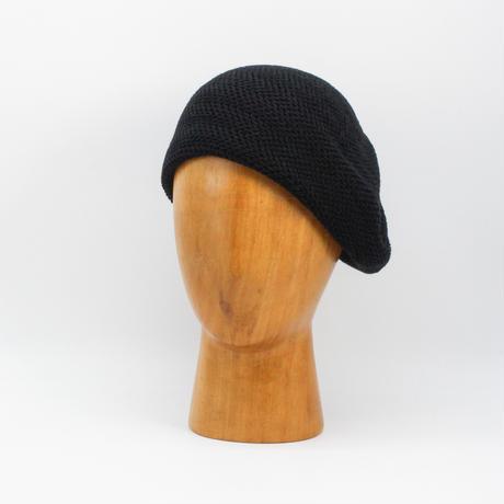 Swing knit beret