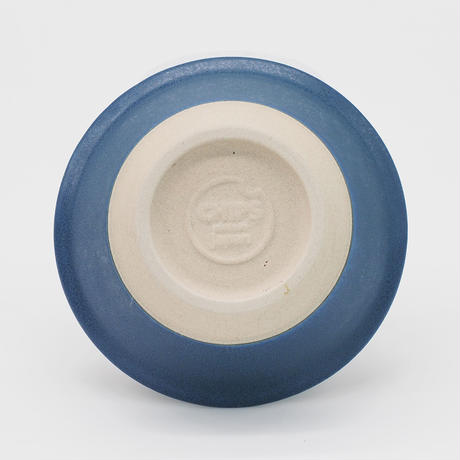 【CB001bl】CHIPS bowl. MAT sand blue