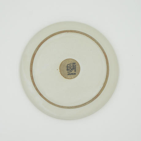 【S008wh】SOROI Daylight PLATE M white
