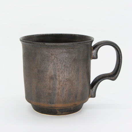 【AP001br】Ancient Pottery MUG CUP brass