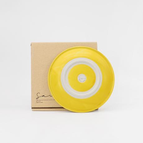【SA005yl】SAI Plate M -yellow-