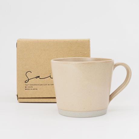 【SA001bg】SAI Mug -beige-