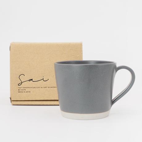 【SA001gy】SAI Mug -gray-