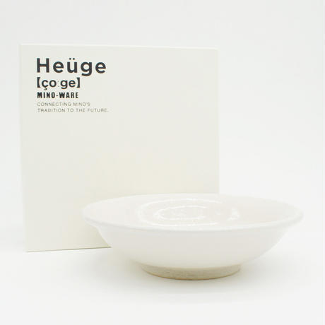 【H004sn】Heüge BOWL shino(五寸向付 志野)