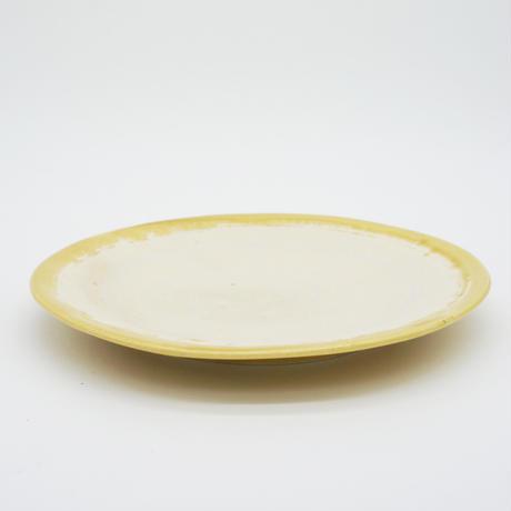 5周年記念!20%OFF【M038mb】パンとごはんと...  艶釉の器 PLATE M mont blanc