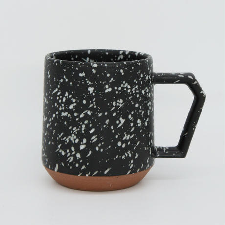 【C002bw】CHIPS mug. SPLASH black-white