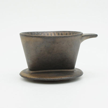 【AP006br】Ancient Pottery DRIPPER brass