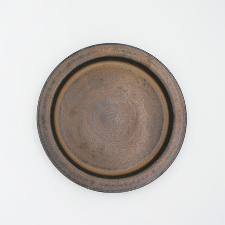 【AP003br】Ancient Pottery PLATE L brass