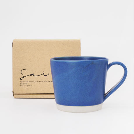 【SA001bl】SAI Mug -blue-