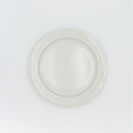 【AP002wh】Ancient Pottery PLATE S white