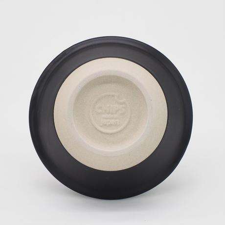 【CB001bk】CHIPS bowl. MAT black
