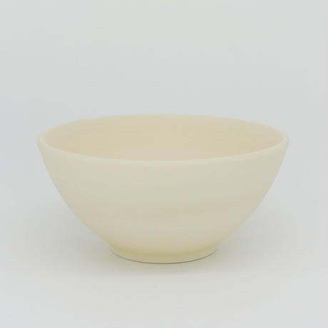 【S014iv】SOROI Usurai RICE BOWL ivory