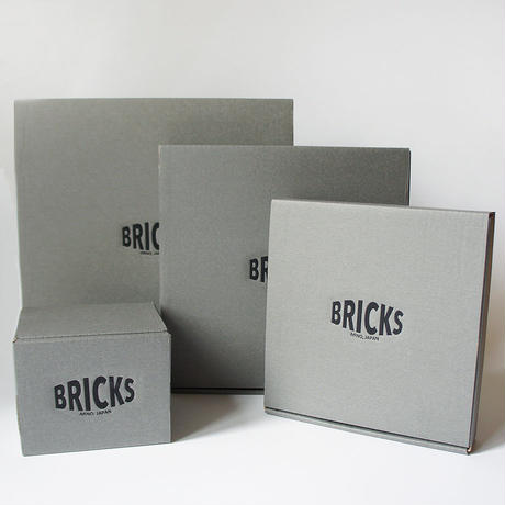 【B005gy】BRICKS PLATE L gray