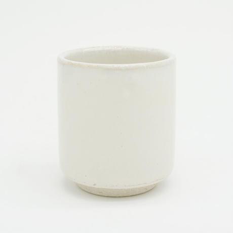 【H002sn】Heuge CUP shino(湯呑み 志野)