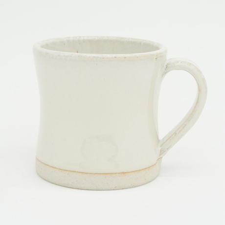【H001sn】Heuge MUG CUP shino(マグカップ 志野)