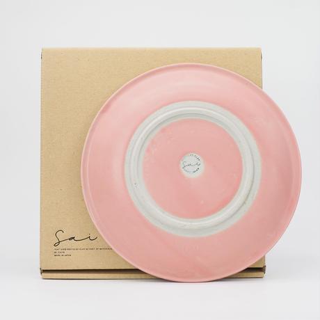【SA006pk】SAI Plate L -pink-
