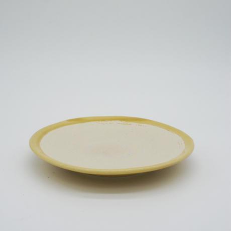 5周年記念!20%OFF【M037mb】パンとごはんと...  艶釉の器 PLATE S mont blanc