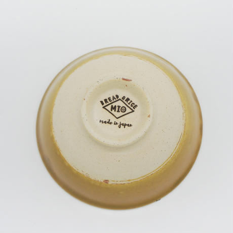 5周年記念!20%OFF【M014mb】パンとごはんと... 艶釉の器 RICE BOWL mont blanc