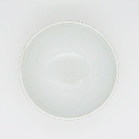 【B002wh】BRICKS BOWL white