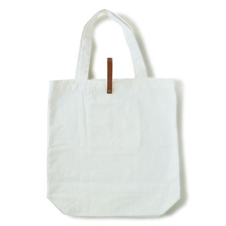 【BB003wh】 BRICKS  TOTE white