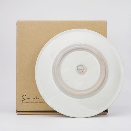 【SA006wh】SAI Plate L -white-