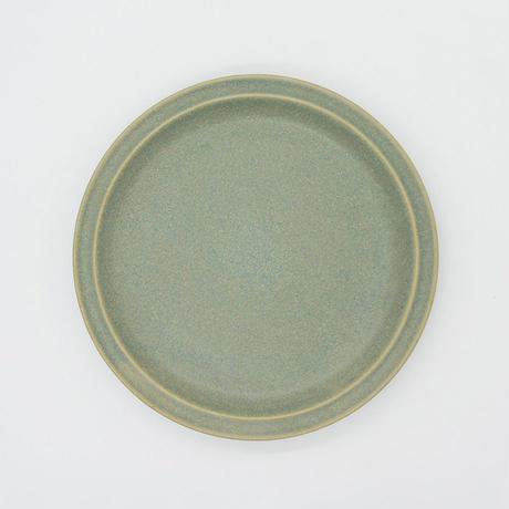 【M021】パンとごはんと... セラドングリーンの器 PLATE M