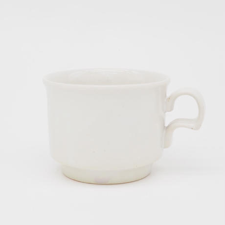 【AP010wh】Ancient Pottery MUG CUP S white