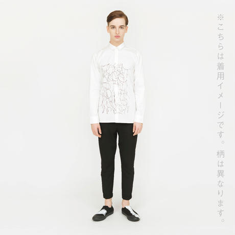 Shirts by Standピンオックスフォード シャツ(White) 00007