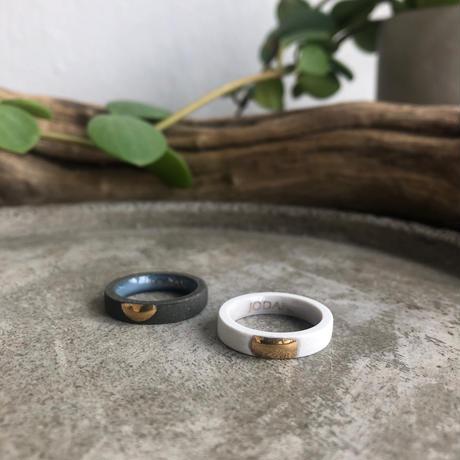 JODAN.  aroma ring  : light beige / square