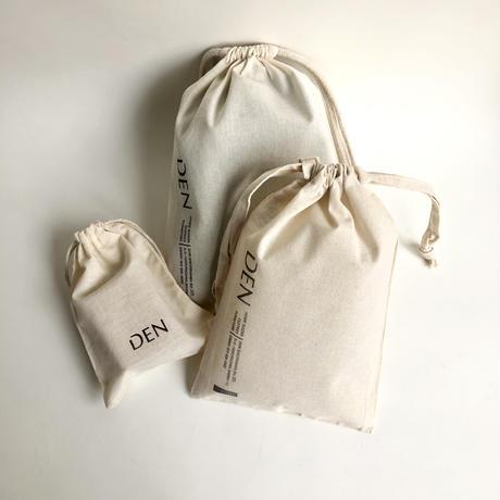 DEN  / Drawstring  pouch     SS
